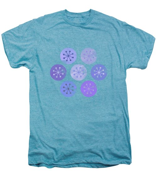 Watercolor Lovely Pattern II Men's Premium T-Shirt