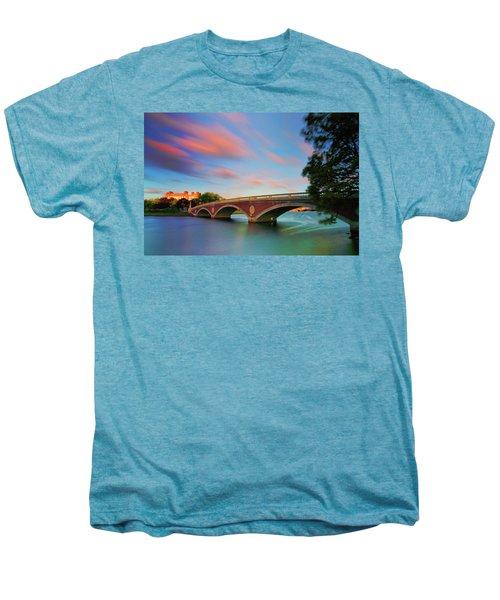 Weeks' Bridge Men's Premium T-Shirt
