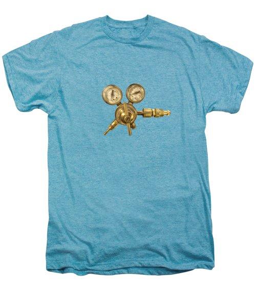Welding Gauges Men's Premium T-Shirt