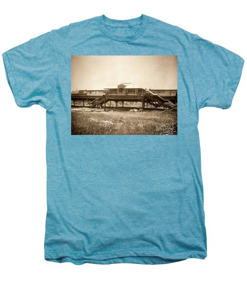 West 207th Street, 1906 Men's Premium T-Shirt