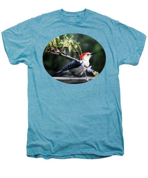 When  Men's Premium T-Shirt by Anita Faye