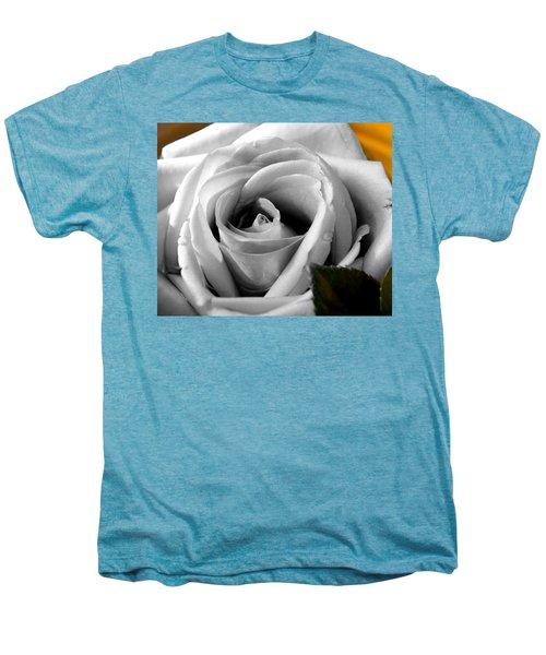 White Rose 2 Men's Premium T-Shirt