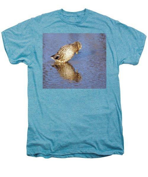 Who's That Men's Premium T-Shirt