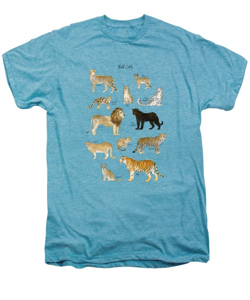 Wild Cats Men's Premium T-Shirt