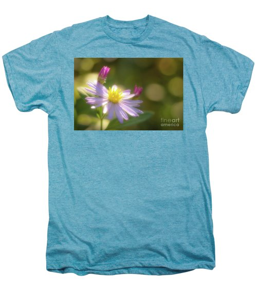 Wild Chrysanthemum Men's Premium T-Shirt by Tatsuya Atarashi