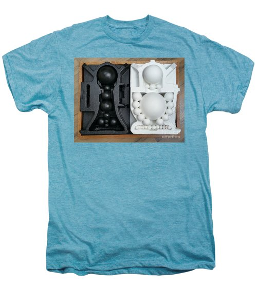 Willendorf Wedding 2 Men's Premium T-Shirt by James Lanigan Thompson MFA