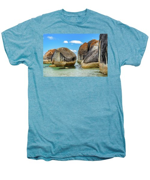 William Bay 2 Men's Premium T-Shirt