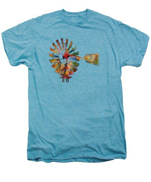 Windmill Men's Premium T-Shirt