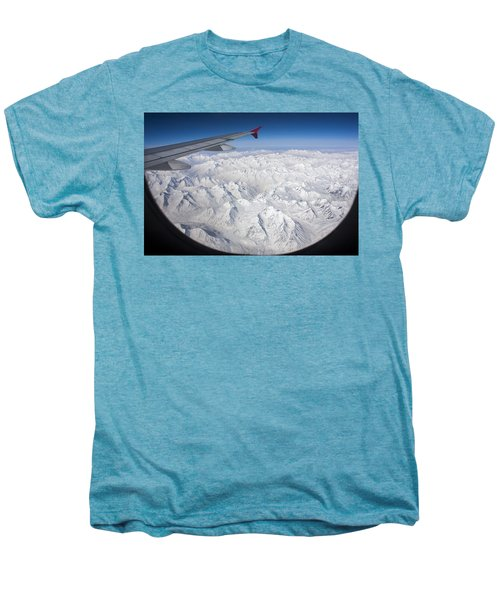 Window To Himalaya Men's Premium T-Shirt