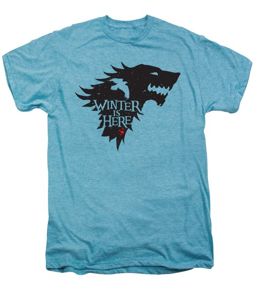 Winter Is Here Men's Premium T-Shirt