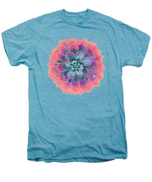 Winter Succulent Men's Premium T-Shirt