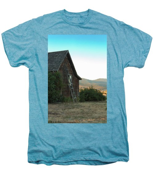 Wood House Men's Premium T-Shirt