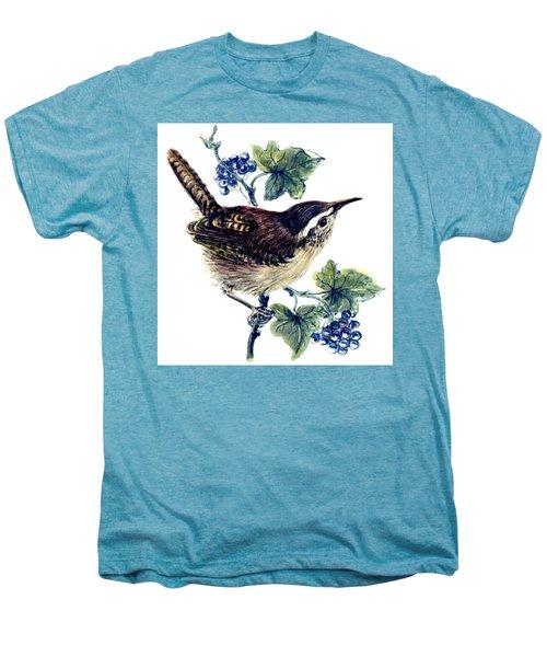 Wren In The Ivy Men's Premium T-Shirt