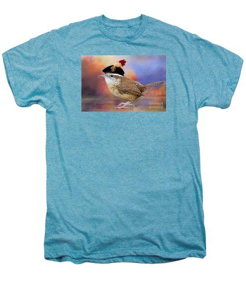 Wrenaissance Man Men's Premium T-Shirt by Bonnie Barry