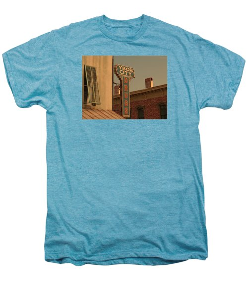Ybor City Drugs Men's Premium T-Shirt by Robert Youmans
