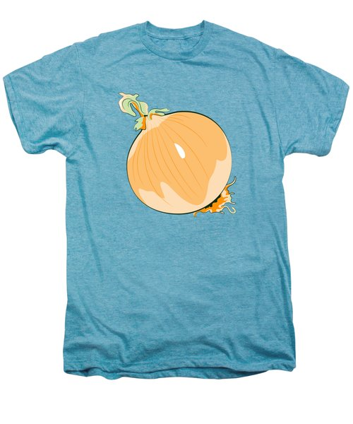 Yellow Onion Men's Premium T-Shirt by MM Anderson