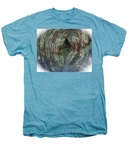 Yoni Au Naturel Une Men's Premium T-Shirt