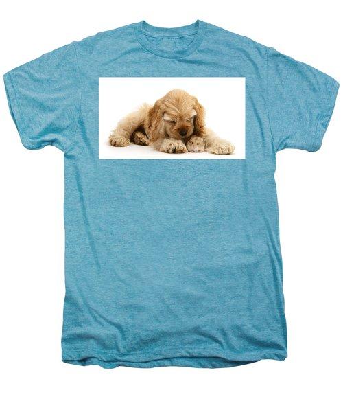You'll Be Fine, Little Guy Men's Premium T-Shirt