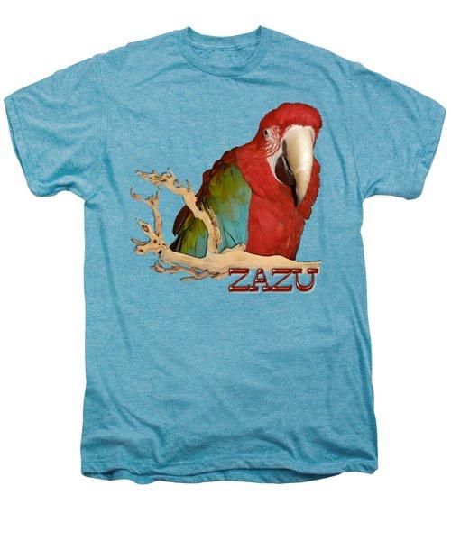 Zazu With Branch Men's Premium T-Shirt