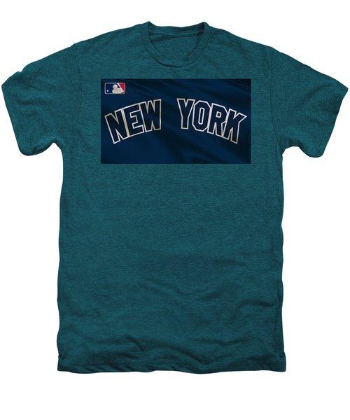 New York Yankees Uniform Men's Premium T-Shirt