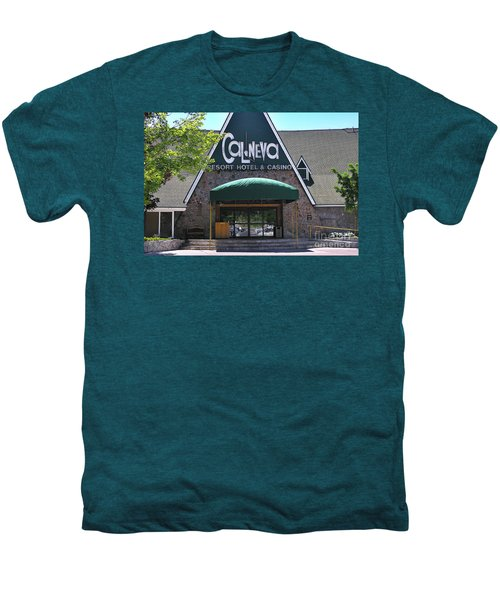 Cal Neva - Lake Tahoe Men's Premium T-Shirt