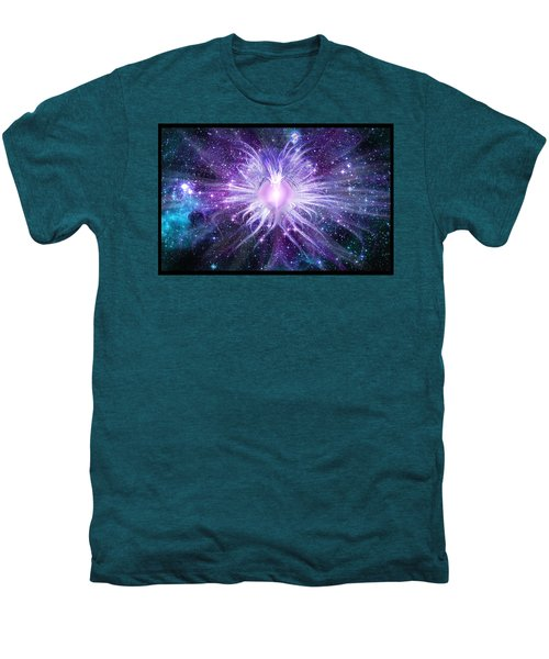 Cosmic Heart Of The Universe Men's Premium T-Shirt