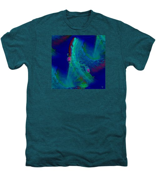 Cursive Men's Premium T-Shirt