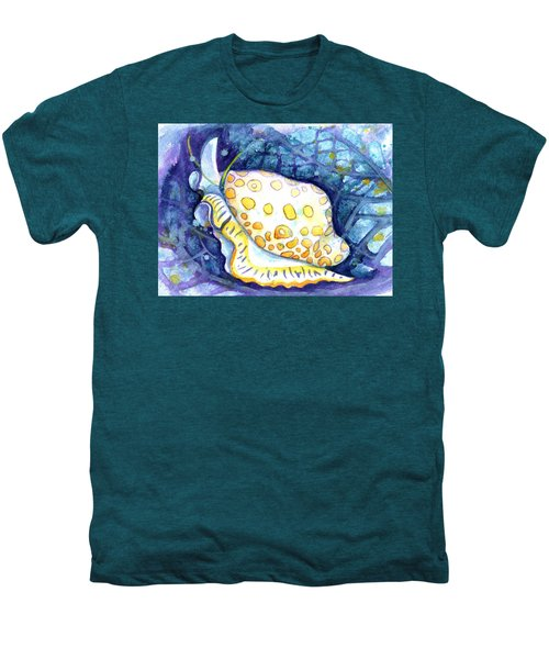 Flamingo Tongue Men's Premium T-Shirt