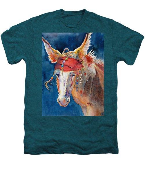 Jack Burro -  Donkey Men's Premium T-Shirt