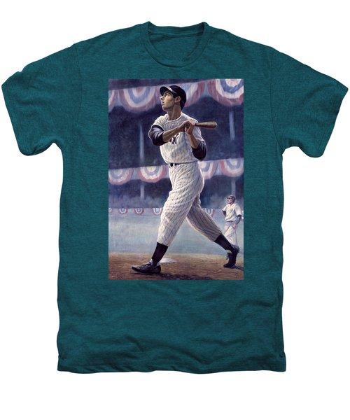 Joe Dimaggio Men's Premium T-Shirt