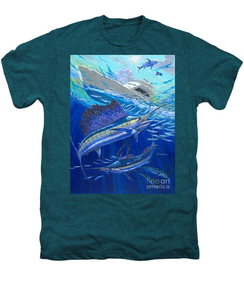 Out Of Sight Men's Premium T-Shirt by Carey Chen