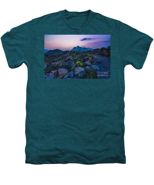Pathway To Light Men's Premium T-Shirt