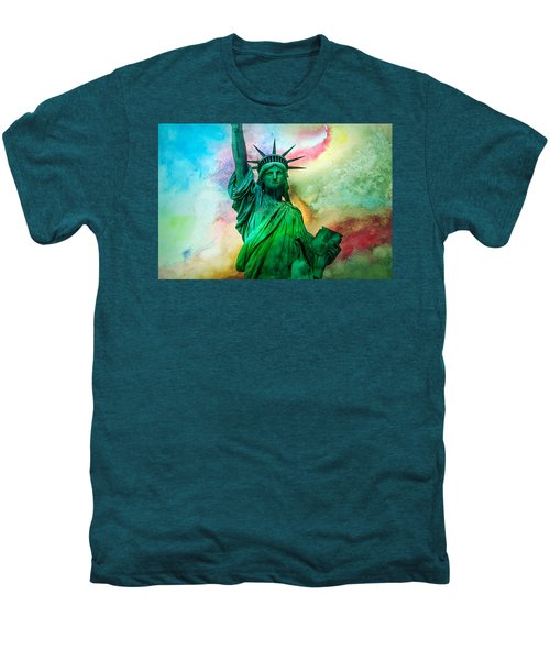 Stand Up For Your Dreams Men's Premium T-Shirt
