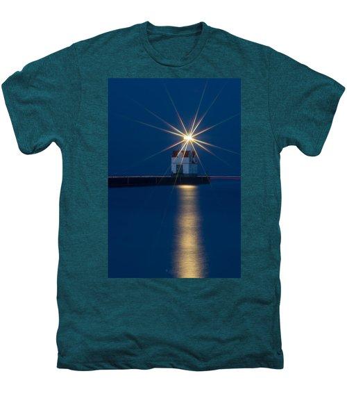Star Bright Men's Premium T-Shirt by Bill Pevlor