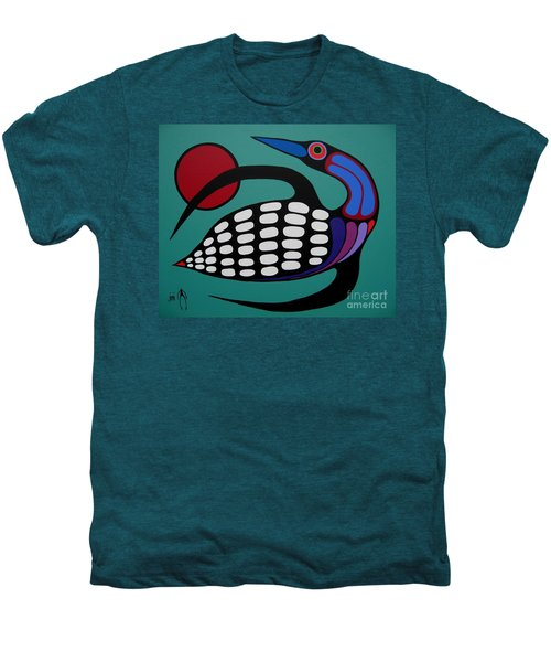The Majestic Loon Men's Premium T-Shirt