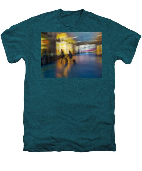 Men's Premium T-Shirt featuring the photograph This Is How We Roll by Alex Lapidus