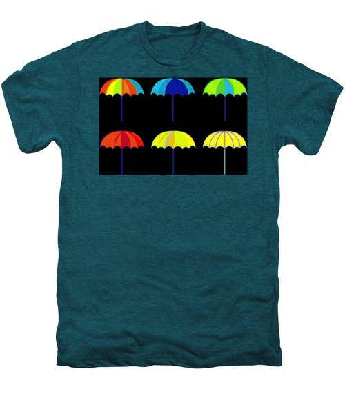 Umbrella Ella Ella Ella Men's Premium T-Shirt by Florian Rodarte