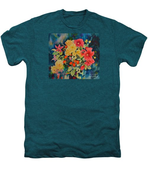 Vogue Men's Premium T-Shirt by Beatrice Cloake