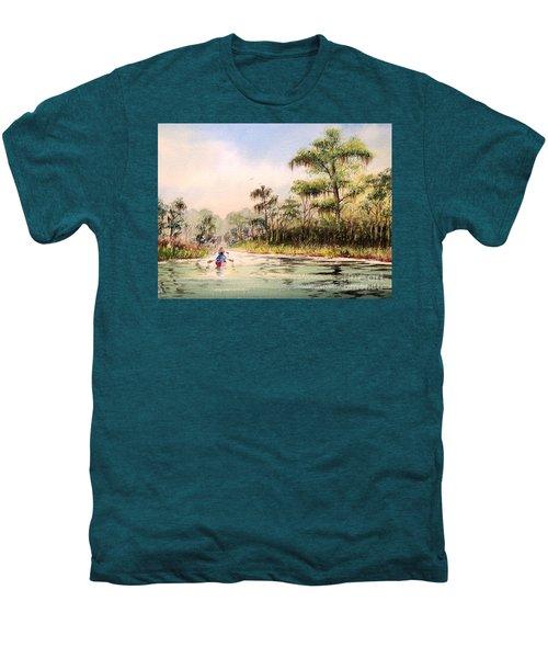 Wacissa River  Men's Premium T-Shirt