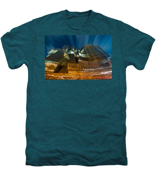 Weisman Art Museum Men's Premium T-Shirt by Mark Goodman