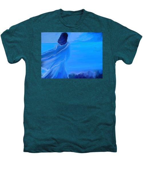 En Attente Men's Premium T-Shirt