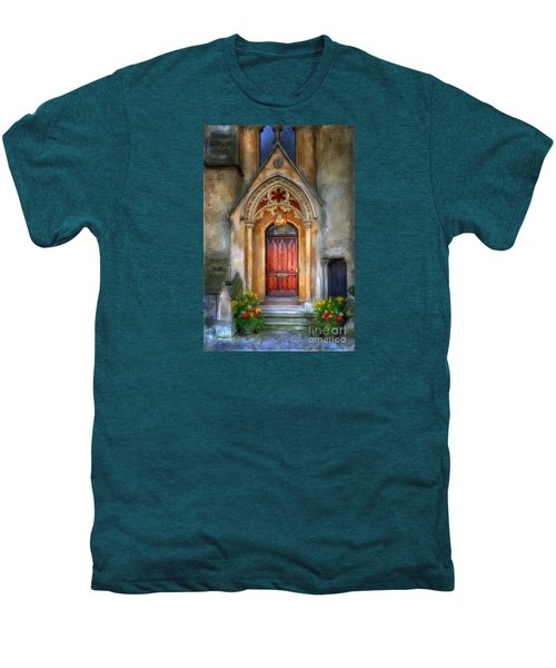 Evensong Men's Premium T-Shirt by Lois Bryan