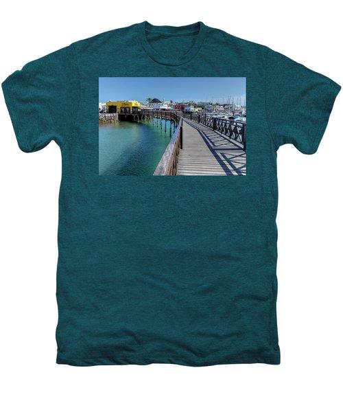 Marina Rubicon - Lanzarote Men's Premium T-Shirt