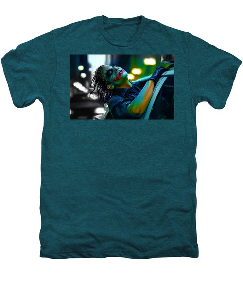 Heath Ledger Men's Premium T-Shirt