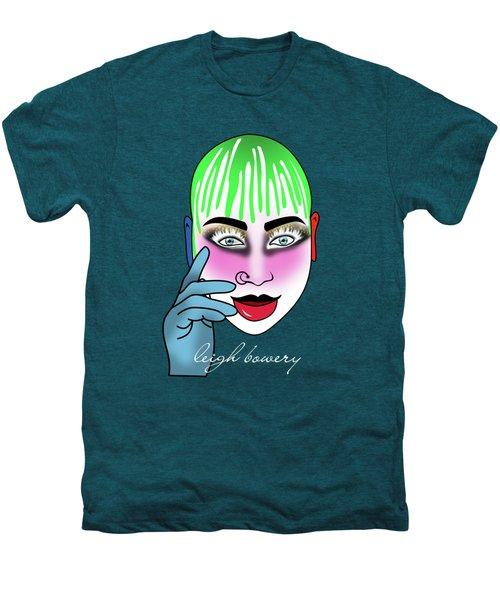 Leigh Bowery  Men's Premium T-Shirt by Mark Ashkenazi