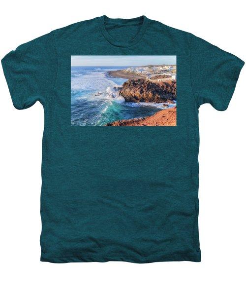 El Golfo - Lanzarote Men's Premium T-Shirt