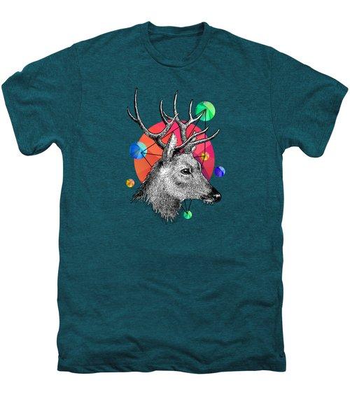 Deer Men's Premium T-Shirt by Mark Ashkenazi