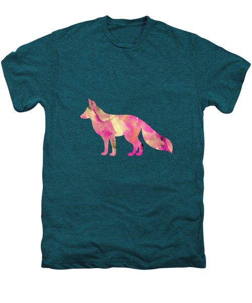 Abstract Fox  Men's Premium T-Shirt
