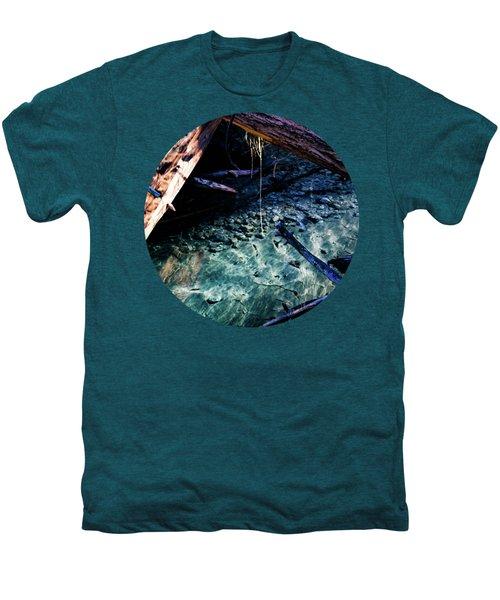 Aquamarine Men's Premium T-Shirt by Adam Morsa