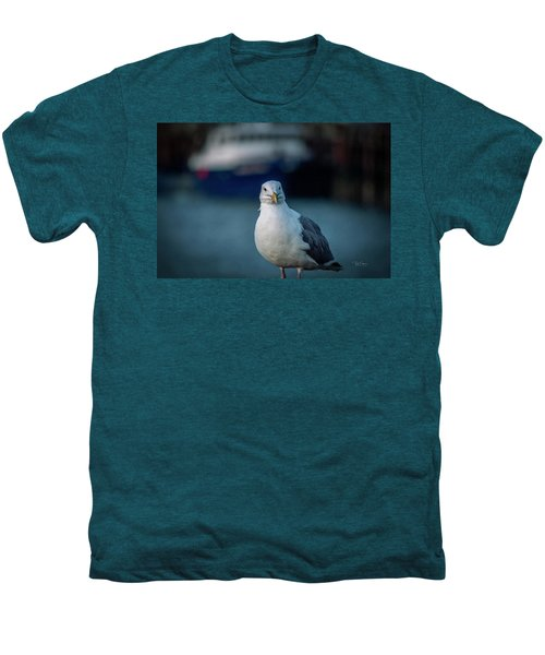 Are You Looking At Me? Men's Premium T-Shirt